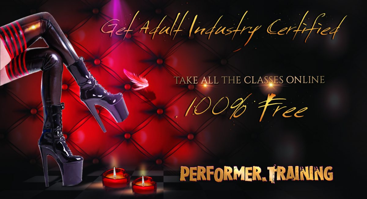 Performer.Training - Get Adult Industry Certified